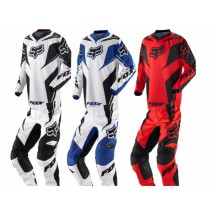 conjunto motocross FOX Racing original liquidacion